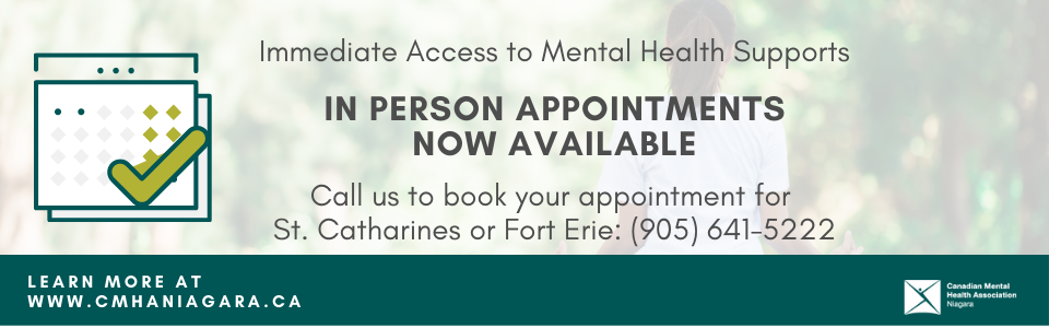 In Person Appointments Now Available (banner)