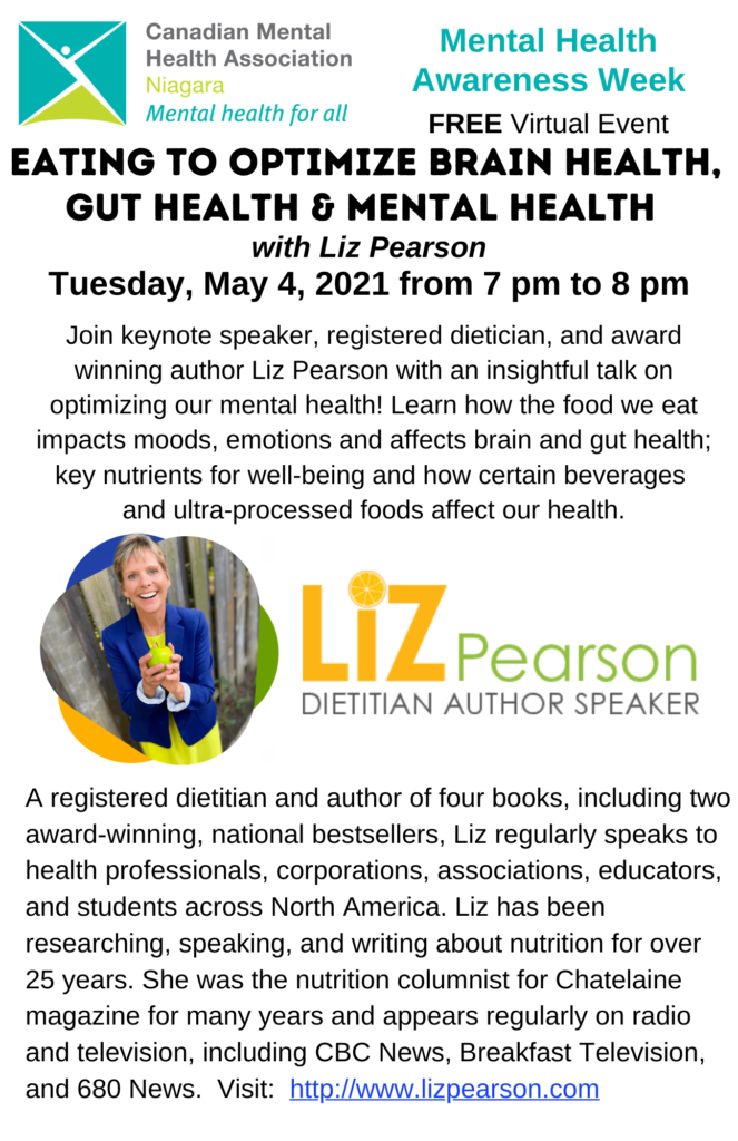 Liz Pearson Event Flyer