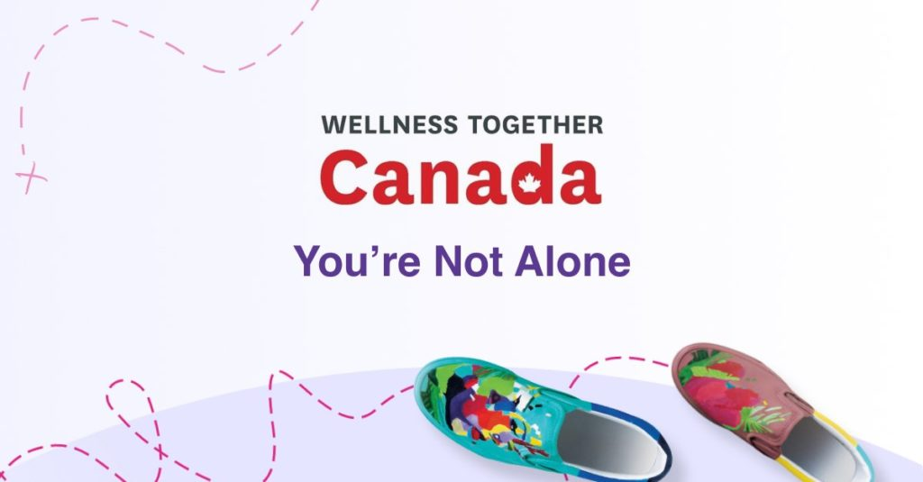Wellness Together Canada You're Not Alone