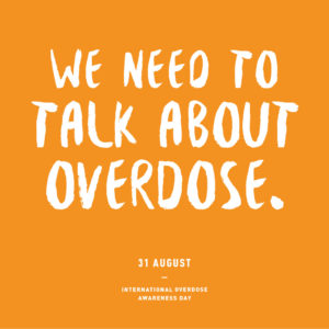 We need to talk about overdose